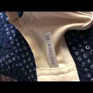 Cacique Intimates & Sleepwear - Lane Bryant Cacique - smooth boost plunge bra -38H